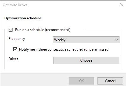 Đặt lịch tự động tối ưu khi hệ thống rảnh rỗi