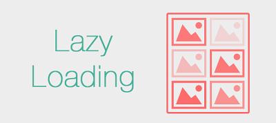 Lazy loading images đơn giản và dễ với jQuery