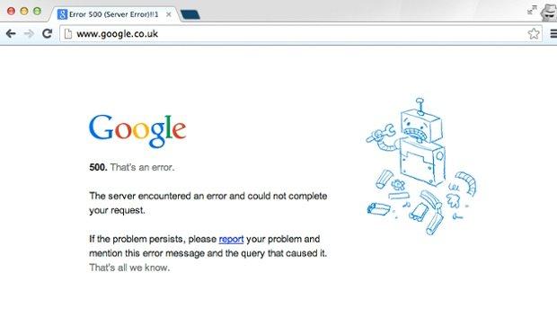 Điều gì sẽ xảy ra nếu Google sập trong 30 phút