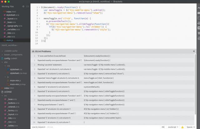 Kiểm tra lỗi và cảnh báo Javascript với JSLint