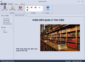 Chia sẻ mã nguồn phần mềm Quản lý thư viện bằng VB.NET