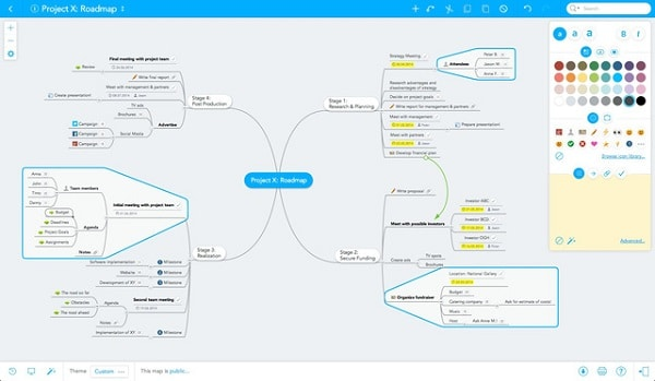 Tổ chức thông tin bằng Evernote và Mindmeister