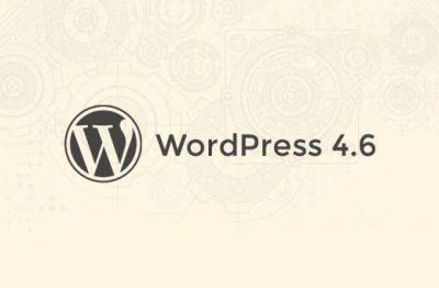 Điểm mới trong phiên bản WordPress 4.6