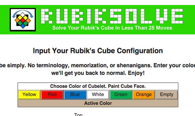 Từ rubik 3x3 đến 10x10, bạn đều có thể giải nhanh chóng với RubikSolve.com.