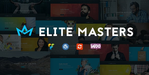 Theme WordPress Free Elite Masters