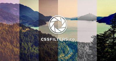 Tạo bộ lọc hình ảnh như Instagram với CSS Code Generator