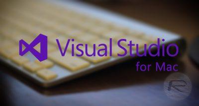 Phiên bản Visual Studio cho Mac – Nước đi chiến lược của Microsoft