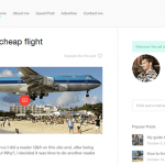 Chia sẻ theme WordPress Grandstand Personal Blog