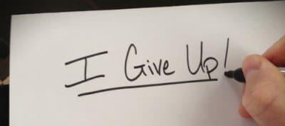 5 việc cần từ bỏ để đạt được thành công hơn