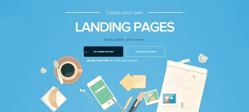 Thiết kế Landing Page Online