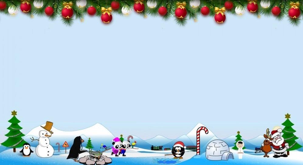 Tạo hiệu ứng các quả cầu Giáng sinh Noel lung linh cho website