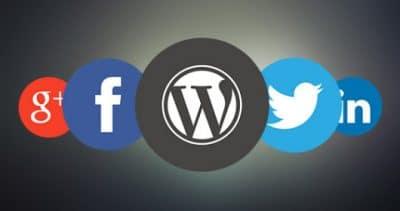 Chèn nút chia sẻ mạng xã hội cho WordPress không dùng plugin