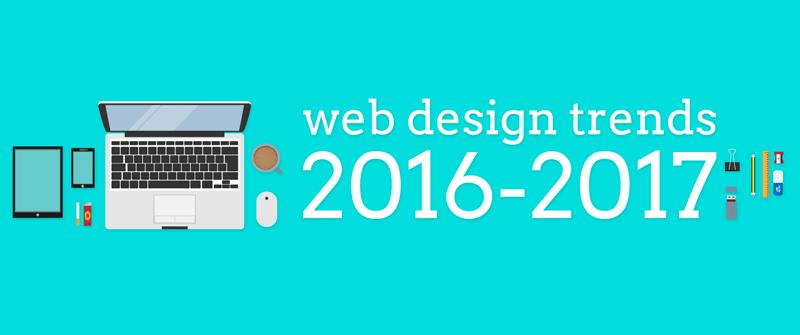 Xu hướng thiết kế website năm 2017