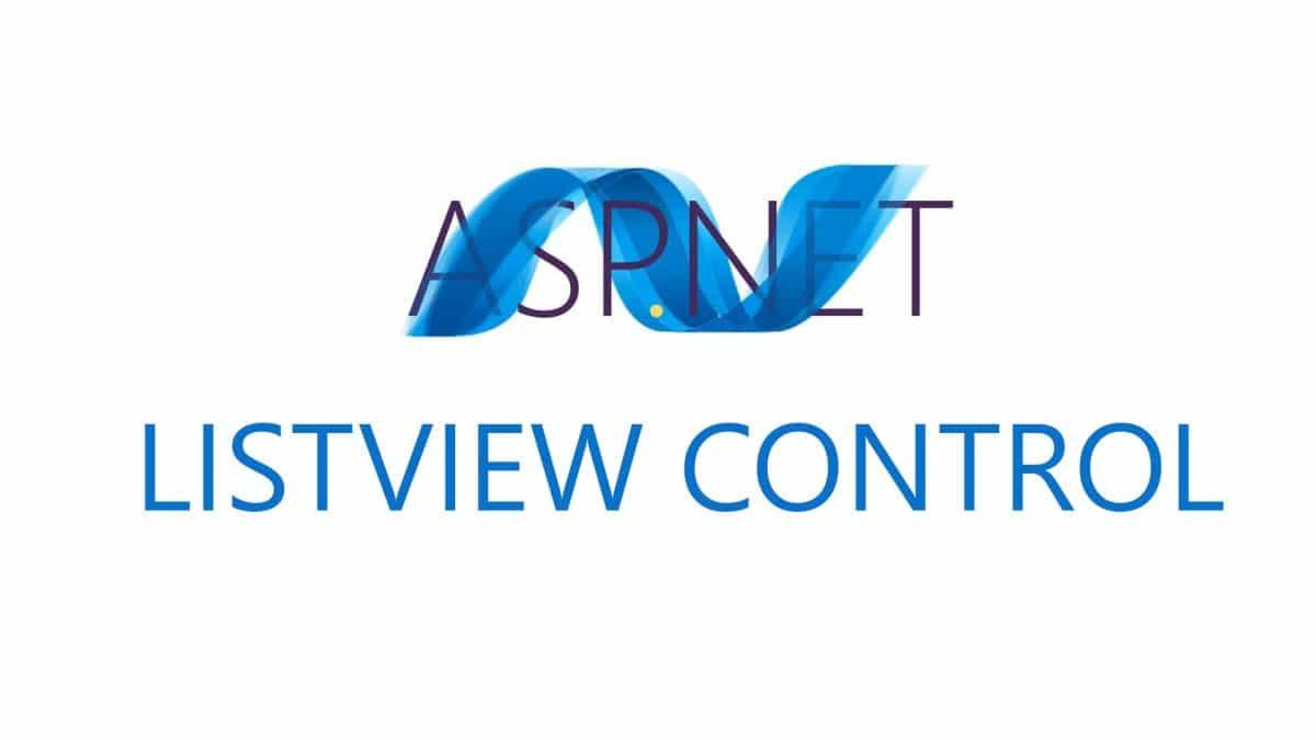 Phân trang với Listview control trong ASP.NET C#