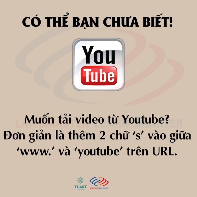 Tải video trên YouTube nhanh chóng
