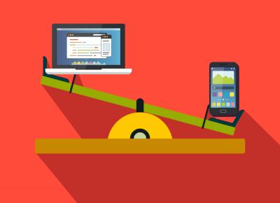 [Infographic] Lưu lượng truy cập Internet: Mobile vs Desktop