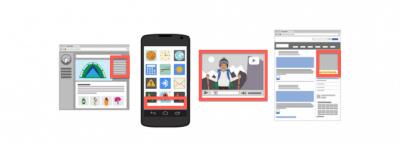 Quảng cáo trên hệ thống mạng hiển thị của Google có thể được tính cả theo CPC hoặc CPM tùy chọn