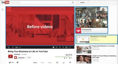 Quảng cáo banner, video trên hệ thống mạng hiển thị của Google được phân phối dựa theo ngữ cảnh nội dung khách hàng đang xem