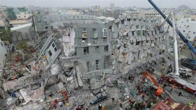 Mỗi năm có hơn 1 triệu trận động đất