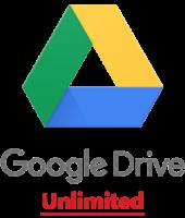 Tài khoản Google Drive Unlimited - Tài khoản Google Drive Không giới hạn