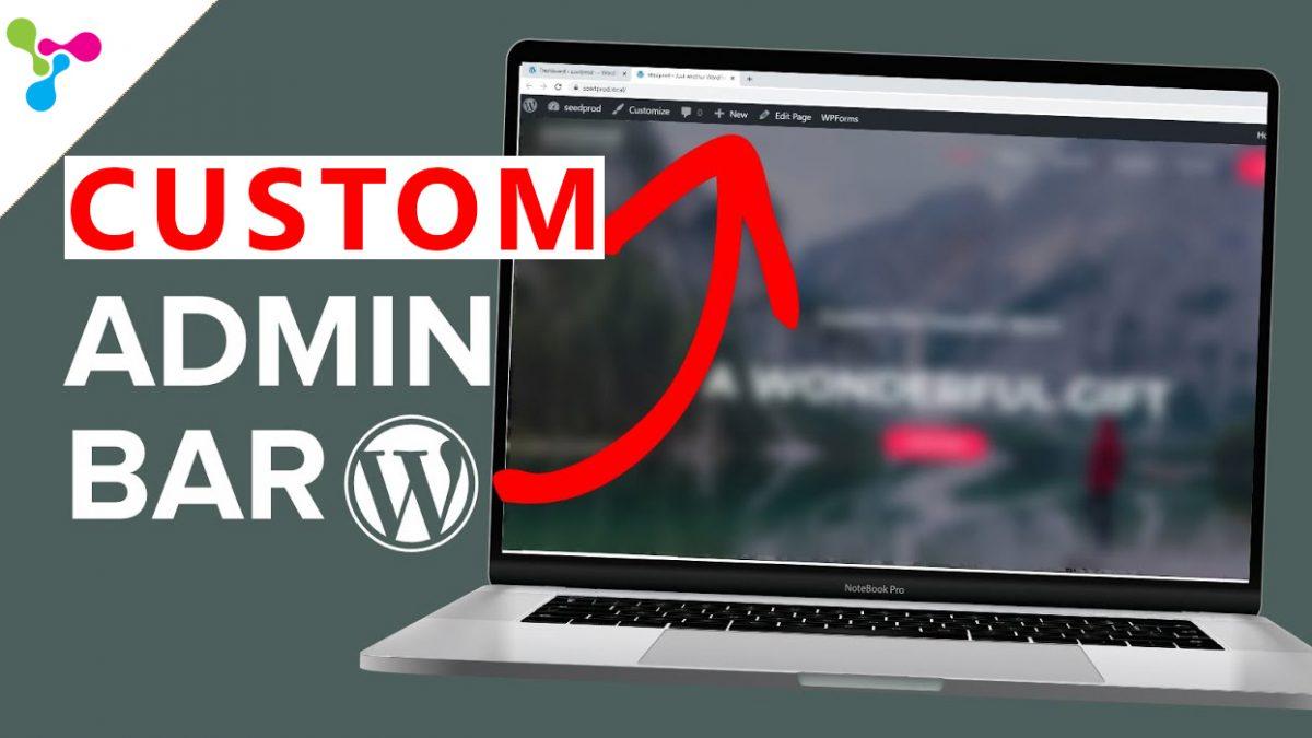 Ẩn hiện các Menu con trong thanh quản trị user WordPress